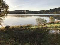 Stob an Lochain. On a beautiful morning