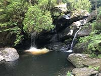 Ardgoil peninsula. Last time we were there - stunning rock pool.  One of the makes the run worth while spots