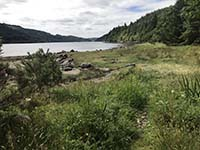 Ardgoil peninsula. Away from Arrochar, down Loch Long