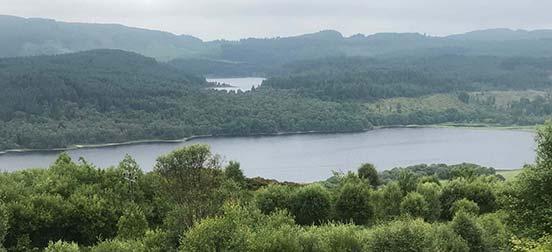 Loch Venachar loop