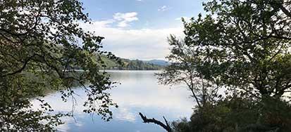 Loch Venachar loop from Lendrick