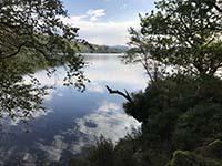 Loch Venachar loop. Image from Loch Venachar loop