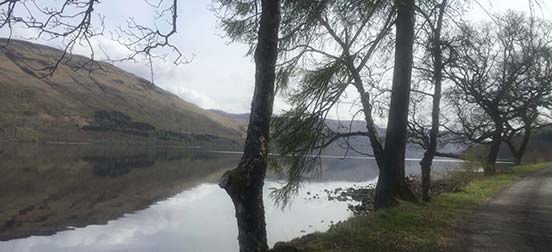 Strathyre and Loch Earn