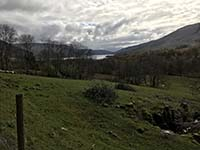 Strathyre and Loch Earn.