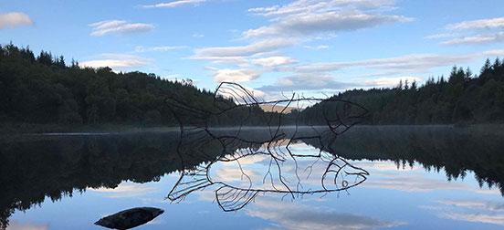 Loch Ard loop via Uamh Mhor