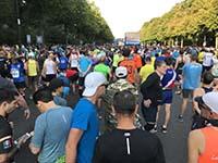 Berlin marathon.