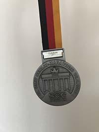 Berlin marathon. Image from Berlin marathon