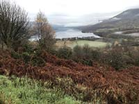 Glens Kendrum and Ogle. Lochearn