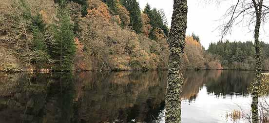 Aberfoyle to Loch Venachar