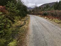 Aberfoyle to Loch Venachar.