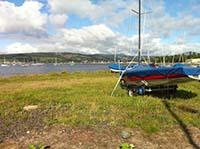Helensburgh - Glen Fruin. Helensburgh sailing club