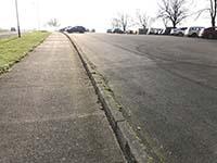 Helensburgh - Glen Fruin. Kidson park car park