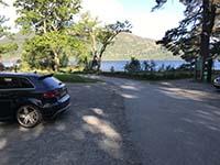 Ben Lomond. Beautiful place for a car park