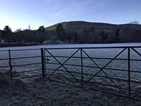 Firmounth. On a frosty morning