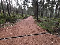 Firmounth. Newer look path