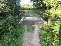 Firmounth. The new bridge