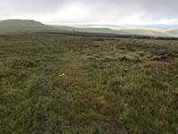 Glen Sherup loop. Path is faint but easy enough to follow