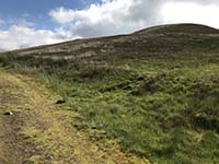 Glen Sherup loop. Take the small grassy and steep path on the right
