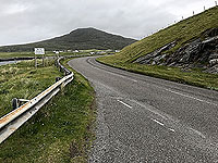 Barrathon. Bends and small hills