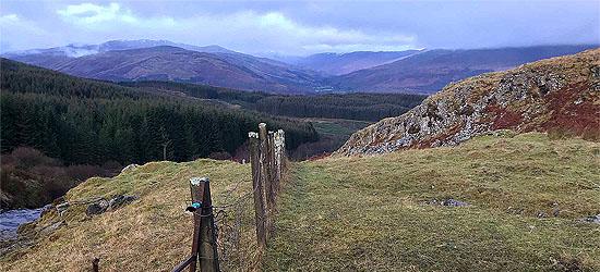 Killin - Lochan Breaclaich