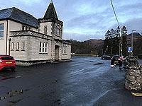 Killin - Lochan Breaclaich. Free car park