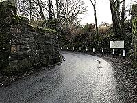 Killin - Lochan Breaclaich. Just follow the road