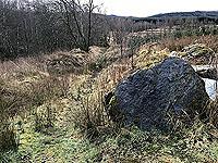 Killin - Lochan Breaclaich. The open countryside