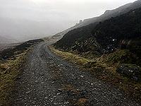 Killin - Lochan Breaclaich. The descent is never too steep