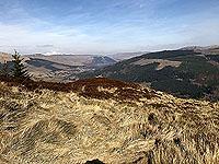 An Sidhean. Towards Lochearnhead