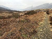 Kinlochard 5 lochs. Looking back at Loch Arklet