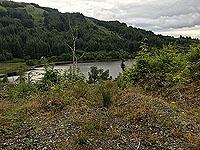 Kinlochard 5 lochs. Loch Dhu