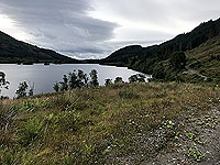 Kinlochard 5 lochs. Down the loch