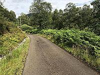 Kinlochard 5 lochs. Heading to Stronalchlachar