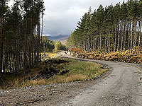Coire an Loch loop. Image from Coire an Loch loop