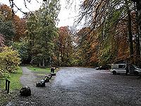 Craig Hill loop. The upper car park
