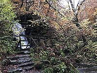 Craig Hill loop. One of the many bridges