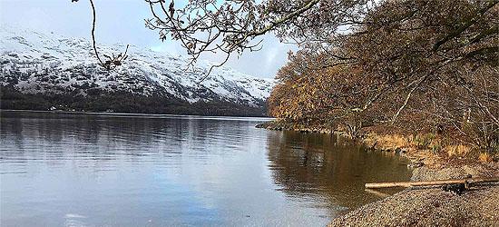 Rowerdennan to Loch Arklet