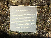 Sheriffmuir loop. Information aboout the Battle of Sherifmuir