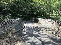 Sheriffmuir loop. The old bridge