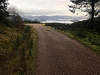Run Ben Bouie loop.  : Loch Lomond