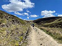 Gallus Running  : The climb is on