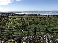 Looking over Helensburgh