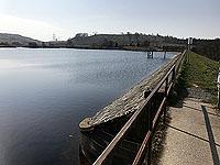 Lovely morning for a run at Cocksburn reservoir