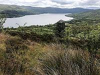 Looking over Loch Katrine