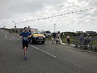 The Barrathon finish line