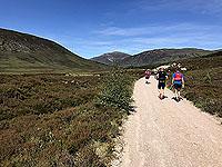The wonderful run through the Lairig Grhu