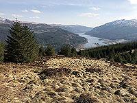 View from An Sidhean
