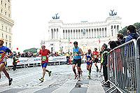 Running the Rome marathon