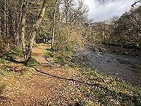 River path towards Aberfoyle