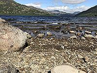 Water at Loch Lomond